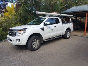 Happy Gardens Sprinkler Systems Adelaide Hills fully equipped vehicle